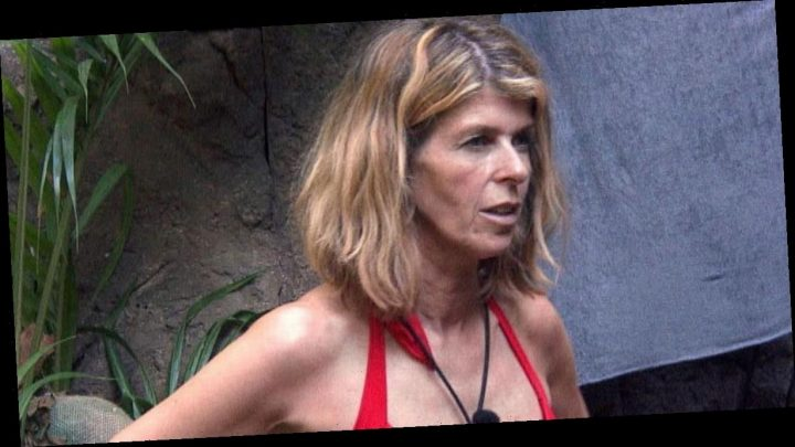 I'm A Celeb Kate Garraway strips off for bath snap as she misses out on final