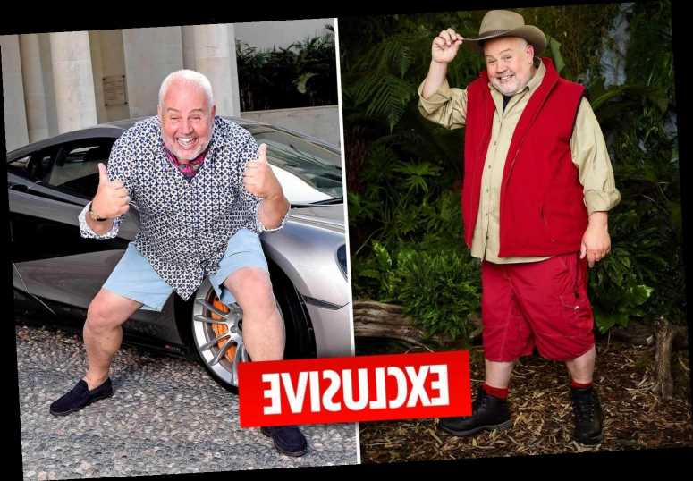 I'm A Celeb's Cliff Parisi fears getting the boot from Call the Midwife too after 2st jungle weight loss – The Sun