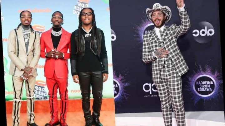 Post Malone Vs. Migos: The Fried Chicken Wars Have New Beef