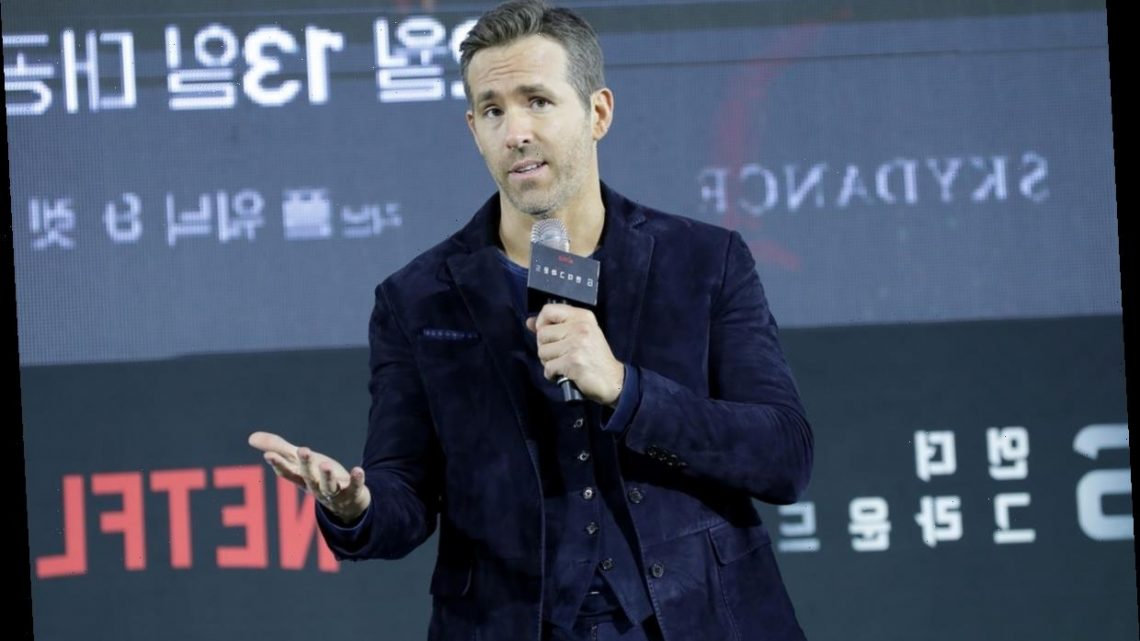 Ryan Reynolds' New Aviation Gin Ad Rescues The Peloton Wife & I'm LOLing