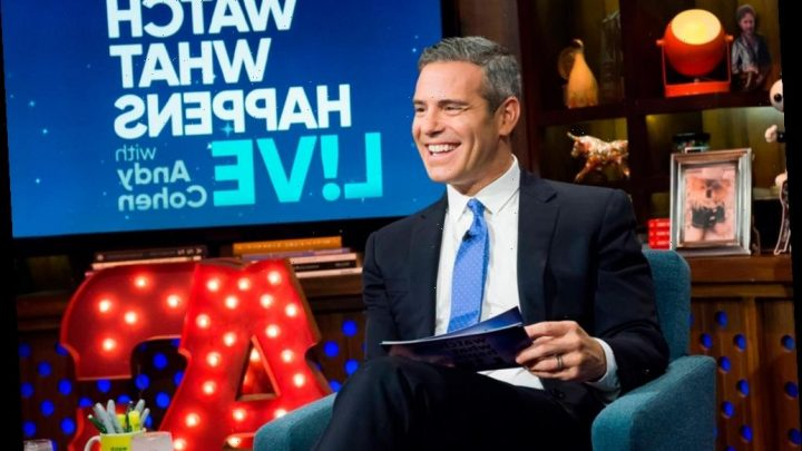 'Watch What Happens Live With Andy Cohen' Renewed Through 2021 By Bravo