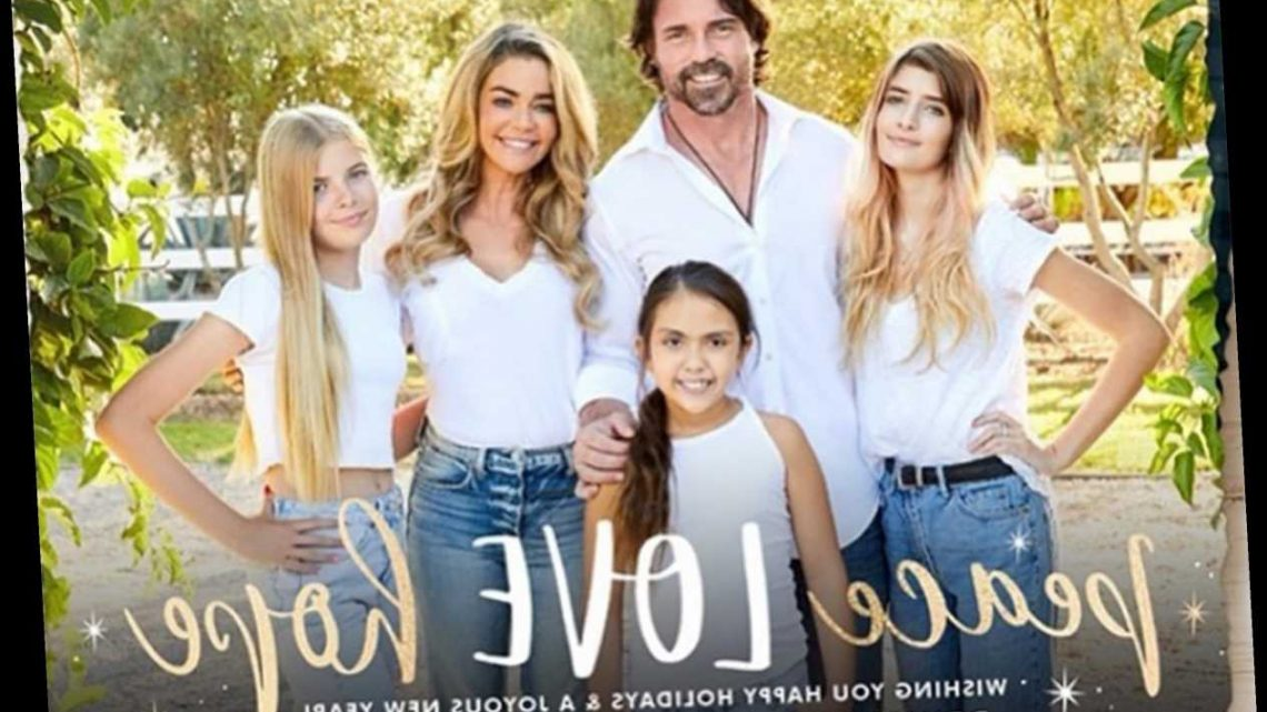 Were Ours Lost in the Mail? The Most Festive Celebrity Family Holiday Cards of the Season