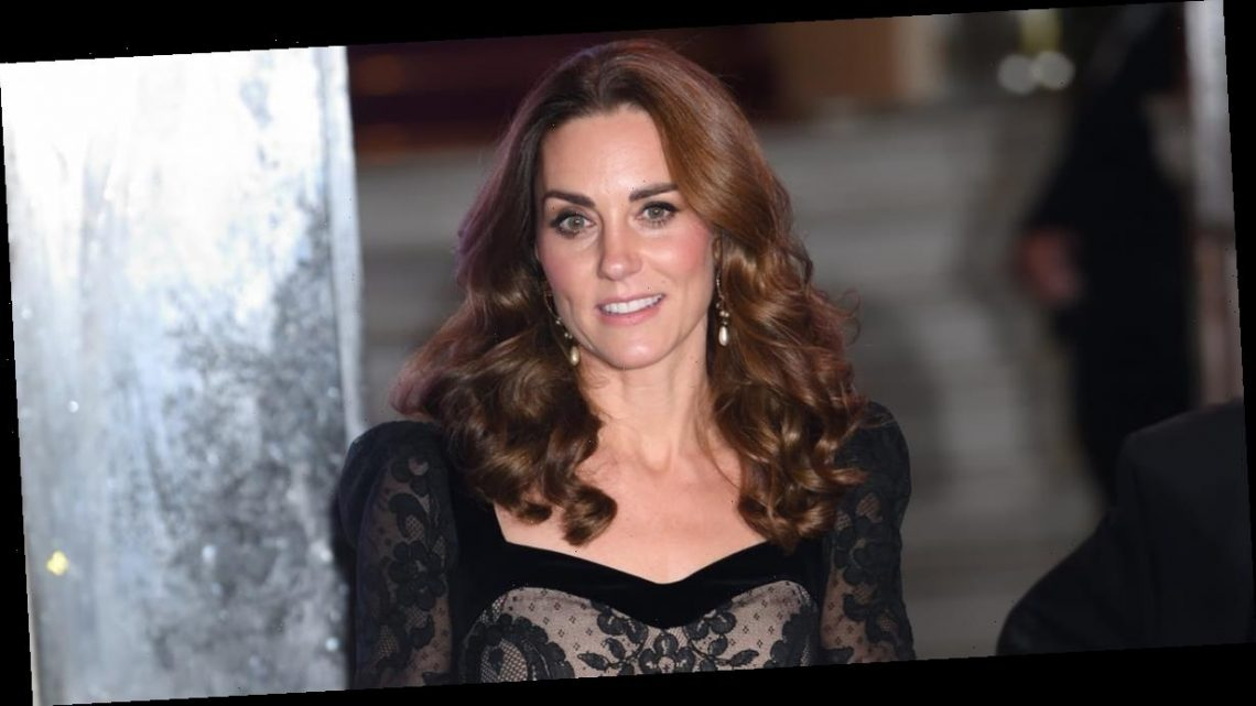 Kate Middleton Is in High Spirits at a Reception For NATO Leaders