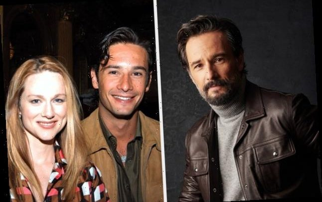 """""""Love Actually"""" Star Rodrigo Santoro Says He Thinks His And Laura Linney's Characters Ultimately Get Together"""