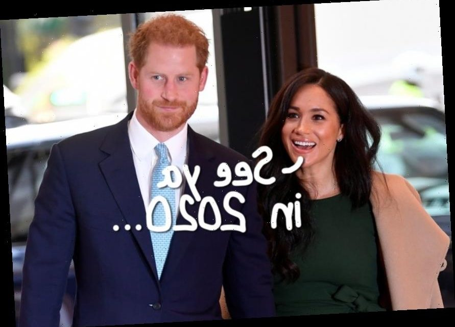 Inside Prince Harry & Meghan Markle's 'Lovely' Private Thanksgiving With 'Close F