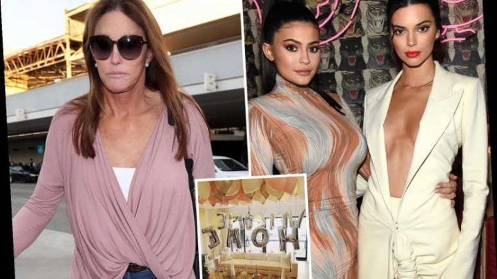 Caitlyn Jenner's I'm A Celeb struggle FINALLY acknowledged by Kendall and Kylie Jenner at welcome home party