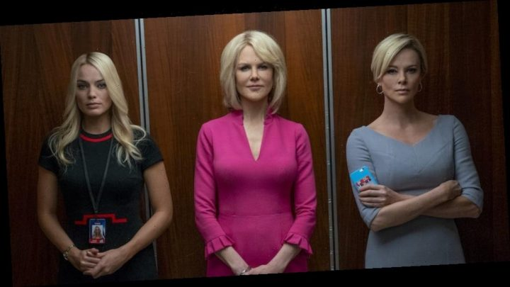 """""""Bombshell"""" Wants Us To See The Women Of Fox News As Heroes"""