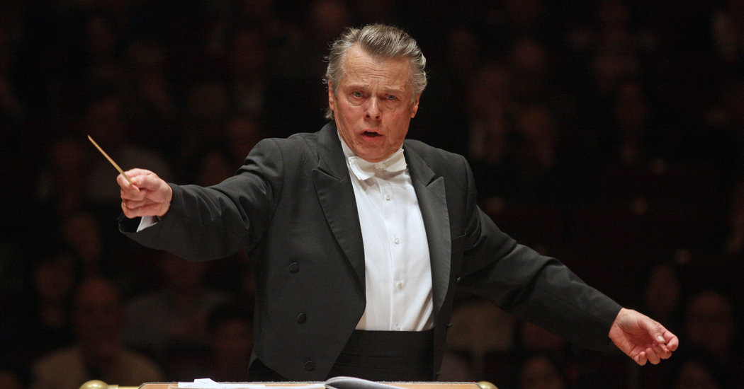 Mariss Jansons, Who Led Top Orchestras, Dies at 76