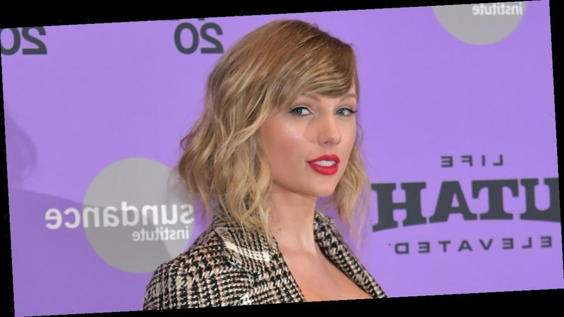 Taylor Swift Makes a Stylish Appearance at the Sundance Premiere of Miss Americana
