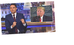 Trevor Noah Calls BS On Trump's Threat To Show Up At His Impeachment Trial