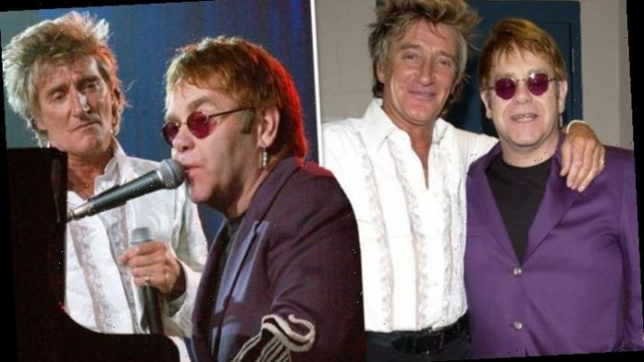 Rod Stewart's pal speaks out on his spat with Elton John – Will the pair finally make up?