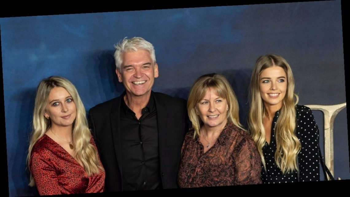 Phillip Schofield shares how wife and daughters' reacted to gay announcement