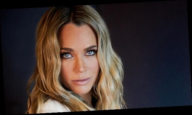 RHOBH's Teddi Mellencamp Left 'Screaming' In The Hospital Before Getting Epidural