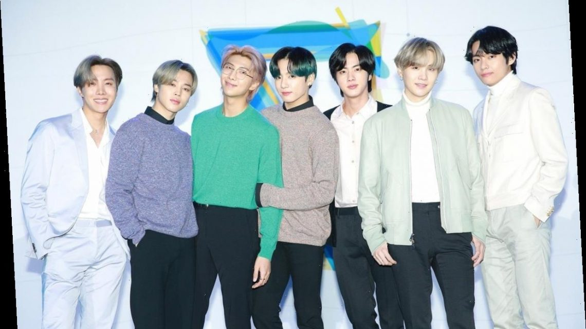 BTS Send Heartfelt Messages To Their Future Selves: 'I Just Hope You're Happy And Healthy'