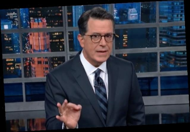 'The Late Show With Stephen Colbert' to Return With Full Episodes Next Week