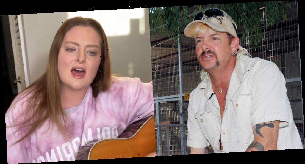Superstore's Lauren Ash Covers Joe Exotic's Song 'I Saw a Tiger' (Video)