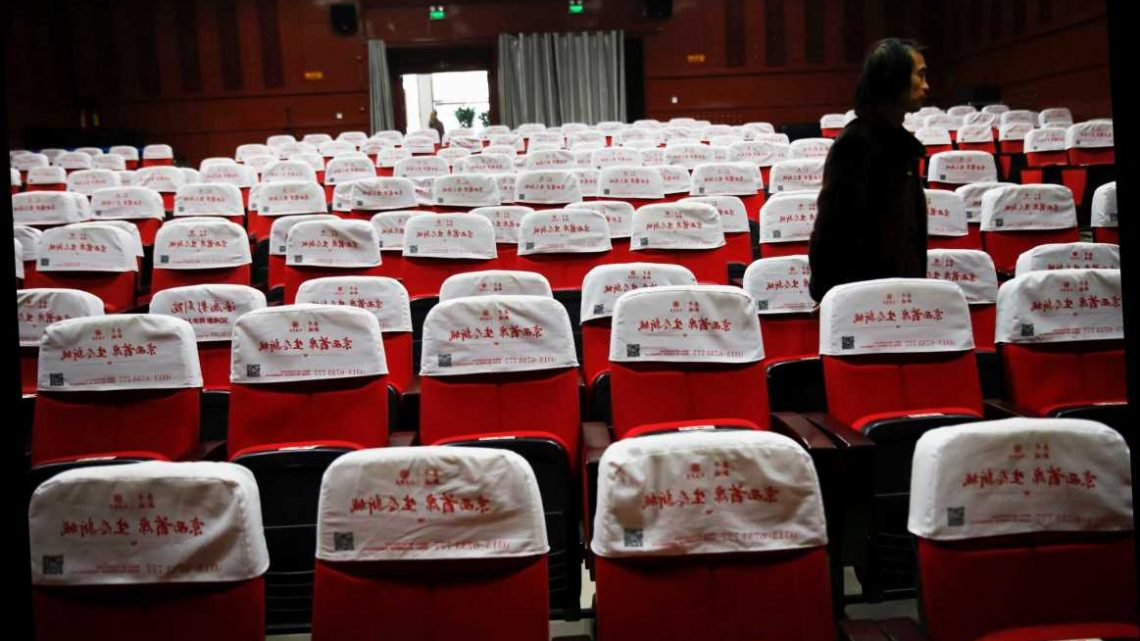 China Box Office Loses Over $200 Million in Two Months Amid Coronavirus Outbreak