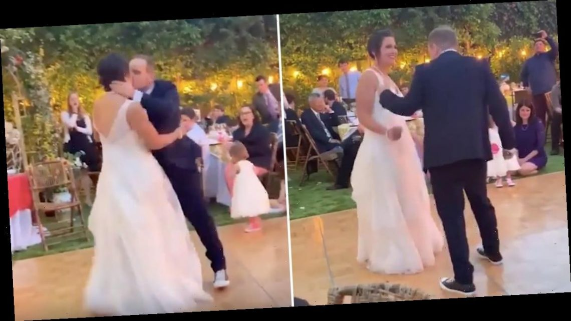 "Schitt's Creek: A Couple Did David's ""Simply the Best"" Dance at Their Wedding, and I'm a Mess"