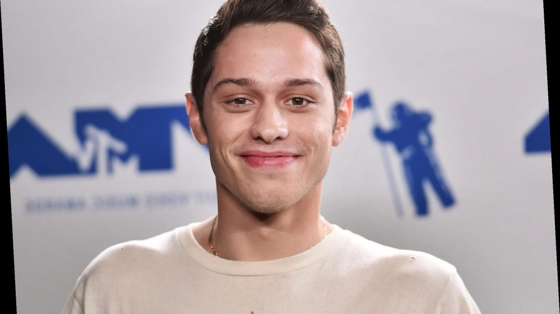How Pete Davidson's basement apartment compares to Drake's mansion