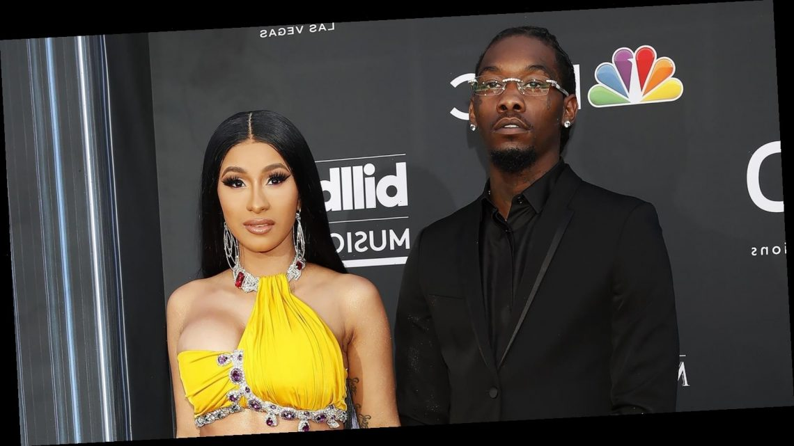 Cardi B Reveals Huge Offset Tattoo Of Husband S Name On: Offset Reveals Whether He's Working With Cardi B On New
