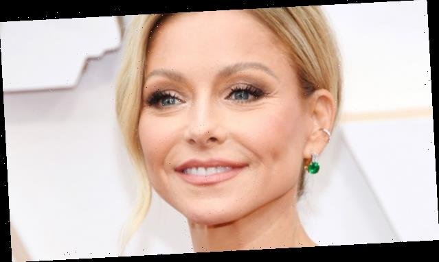 Kelly Ripa Found the Most Versatile Spring Sweater