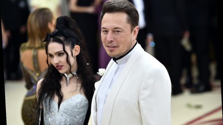Grimes & Elon Musk's Baby Name Just Got Even More Confusing