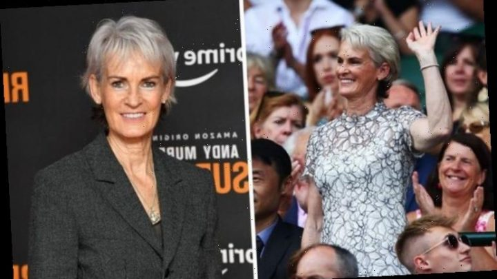 Judy Murray husband: Is the MasterChef star married?