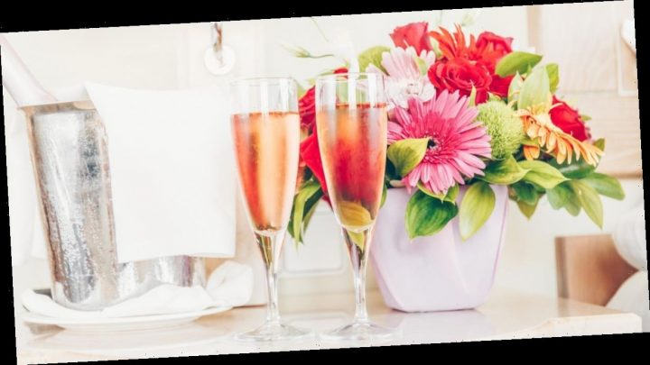 Pink Prosecco has finally been given the go ahead and we're bubbling with excitement