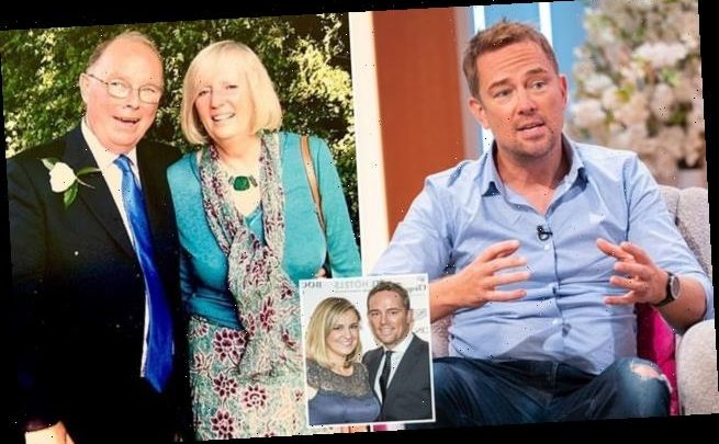 Simon Thomas reveals his father has passed away at the age of 78