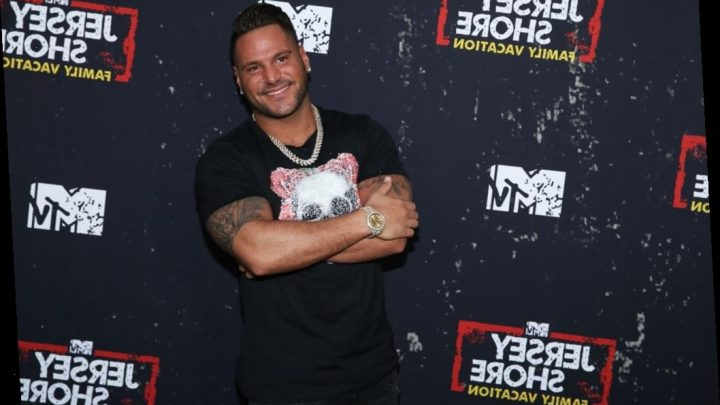 'Jersey Shore': Ronnie Ortiz-Magro Reunites With Daughter After Reportedly Being Separated