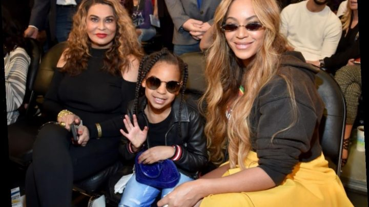 Beyoncé's Mom Once Smacked Her For Acting Like a Show-Off