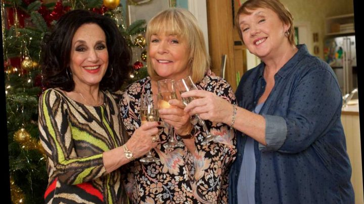 What are the Birds Of A Feather cast Pauline Quirke, Linda Robson and Lesley Joseph up to now? – The Sun