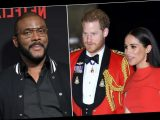 Meghan Markle and Prince Harry hire Tyler Perry's security team after drone scare