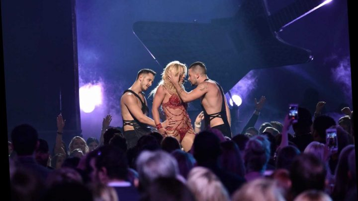 Britney Spears Releases 'Mood Ring,' Her First 'New' Song in Four Years