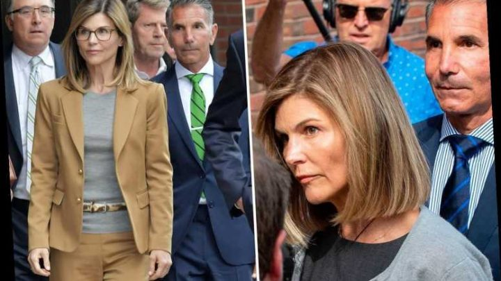 Lori Loughlin and hubby Mossimo are 'bracing themselves for prison' as source says 'it's not going to be easy for them'