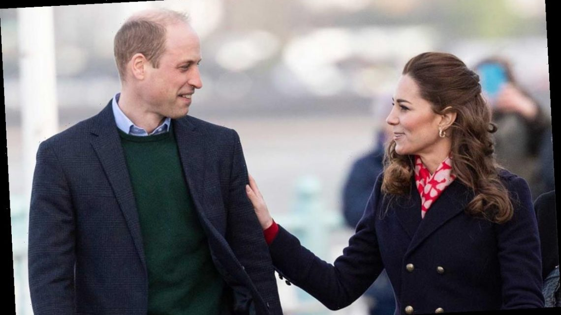 Prince William opens up about he and wife Kate Middleton support each other through the pressures of parenthood
