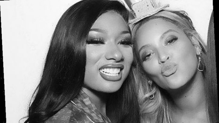Beyonce Sends Flowers to Megan Thee Stallion After 'Savage' Remix Hits No. 1