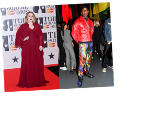 Skepta's Instagram Comments To Adele Are Straight-Up Flirty