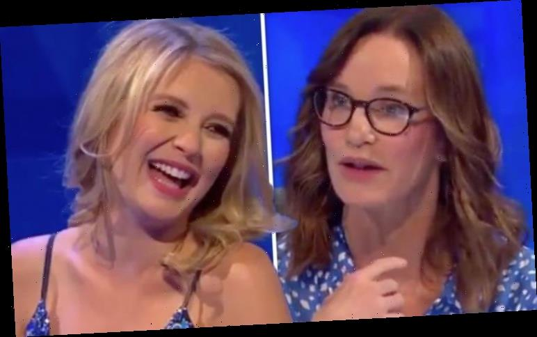 Rachel Riley: Countdown host mocks co-star Susie Dent after she addresses blunder on show