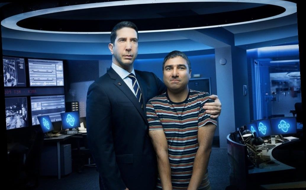 'Intelligence' Review: David Schwimmer Can't Quite Salvage ...