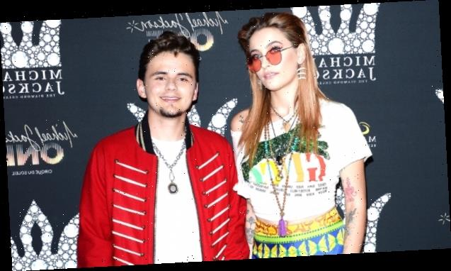 Paris Jackson, 22, Hugs Big Brother Prince, 23, As They 'Reconnect' In  Rare Photo Together: 'My Twin'