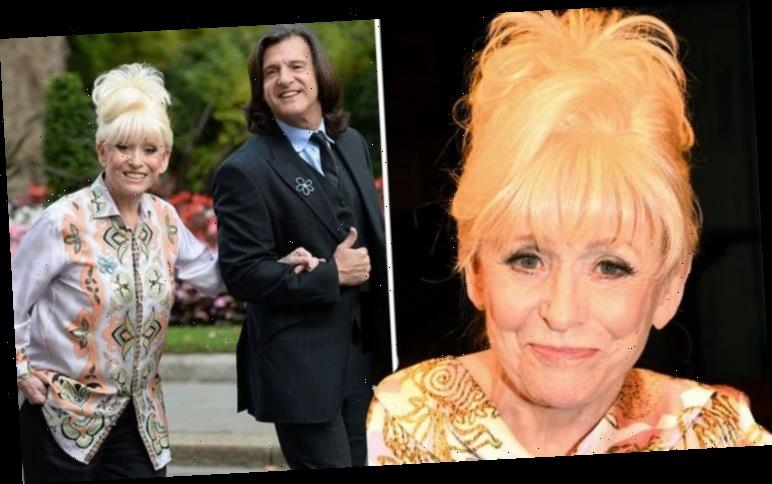 Barbara Windsor is 'comfortable' in new care home after husband's heartbreaking decision