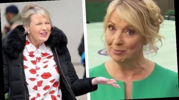Carol Kirkwood hits back at suggestion she does 'nothing' between weather forecasts