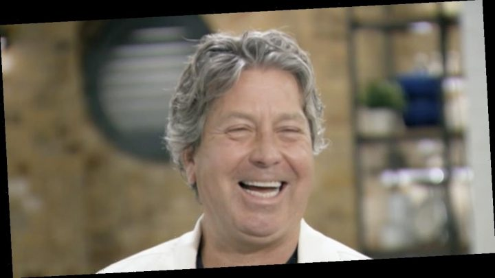 Celeb Masterchef fans distracted by John Torode's hair transformation on show