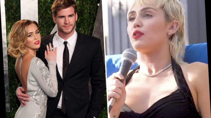 Miley Cyrus reveals she lost her virginity to Liam Hemsworth at 16 years old