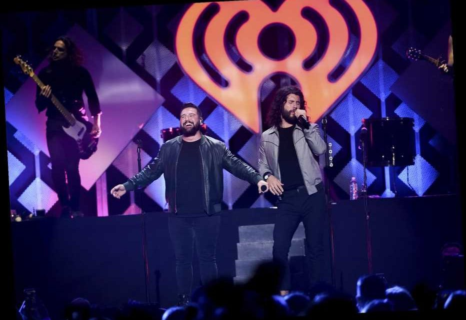 Dan + Shay Announce Rescheduled Tour Dates for 2021