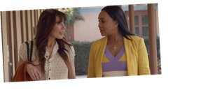 Vivica A. Fox Is Back With Another Lifetime Movie About Conniving Men