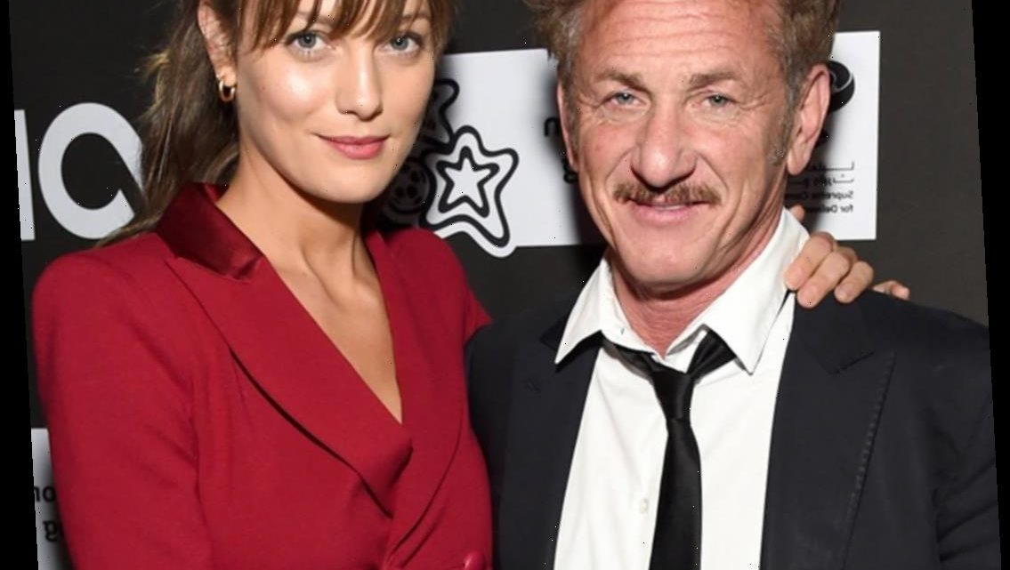 Sean Penn Quietly Marries Australian-American Actress Leila George