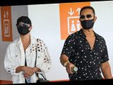 Chrissy Teigen & John Legend Spotted Wearing This Popular $3 Face Mask!