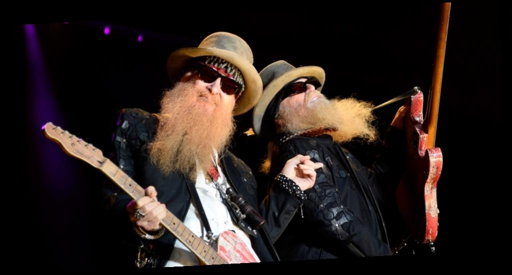 ZZ Top Plays to Packed, Maskless Crowd at South Dakota Motorcycle Rally